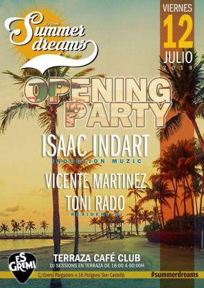 Summer Dreams party en Es Gremi