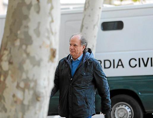 Imagen de archivo del juez Antoni Garcías.