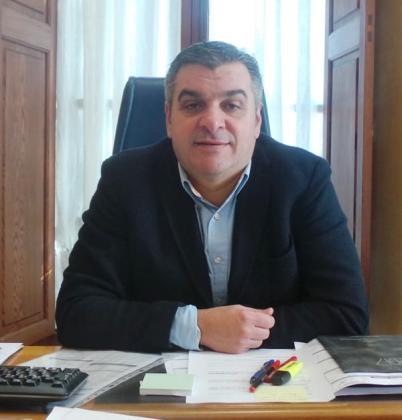 Jaume Porsell en su época como alcalde de Andratx.