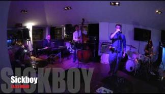Música funk y jazz en Blue Jazz Club a manos de Sickboy Jazz Mood