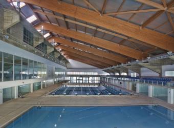 Problemas en las piscinas del IME