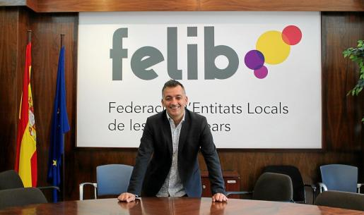 Joan Carles Verd, presidente de la FELIB.