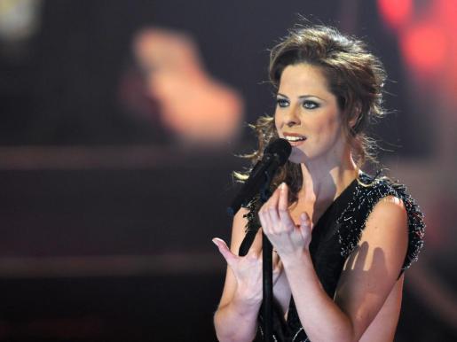 Fotografía facilitada por Televisión Española de la cantante Pastora Soler, que representará a España en el próximo festival de Eurovisión 2012.