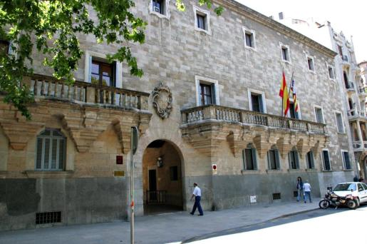 La Audiencia Provincial de Baleares juzga este lunes al acusado.