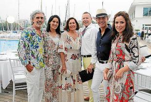 Cena anual de socios del Real Club Náutico de Palma