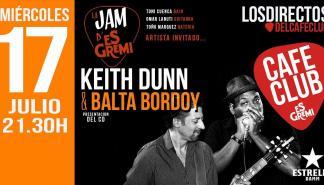 Keith Dunn y Balta Bordoy en concierto en los directos de Es Gremi
