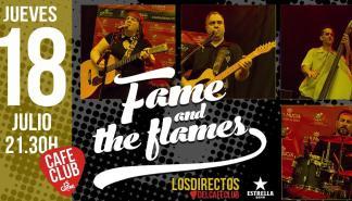 La banda 'Fame & The Flames' ofrecerán su música en un concierto en Es Gremi