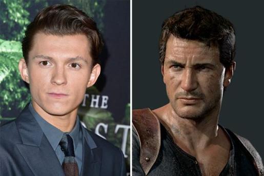 El actual Spiderman será la versión joven de Nathan Drake.