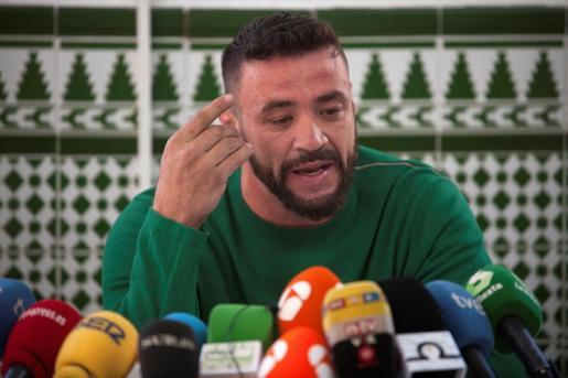 David Serrano Alcaide, dueño de la finca de Totalán (Málaga).