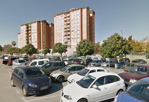 Los hechos tuvieron lugar en la zona de La Unión de Málaga.