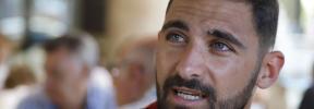 El sobrino de Pérez-Reverte quiere escribir su historia en el Atlético Baleares