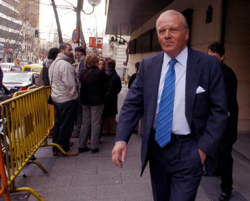 Emilio Ybarra, en una imagen en 2005.