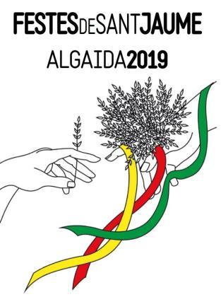 Fiestas de Sant Jaume 2019 en Algaida.