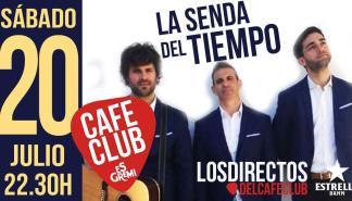 La Senda del Tiempo en concierto en Es Gremi con las mejores versiones españolas