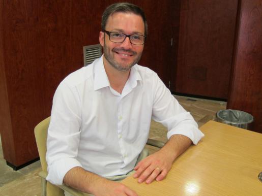 El alcalde de Palma José Hila.