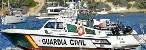 La Guardia Civil denuncia a un yate que fondeó sobre posidonia en Formentera