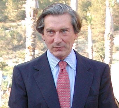 El príncipe Zourab Tchokotua, en una imagen de archivo.