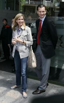 visita a su padre el Rey Don Juan Carlos,