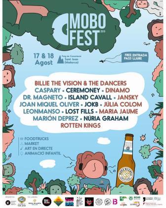 Tercera edición de Mobo Fest