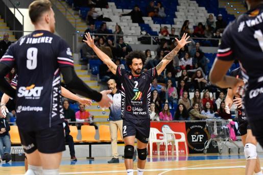 Ricardo Perini, en una imagen captada la pasada temporada.