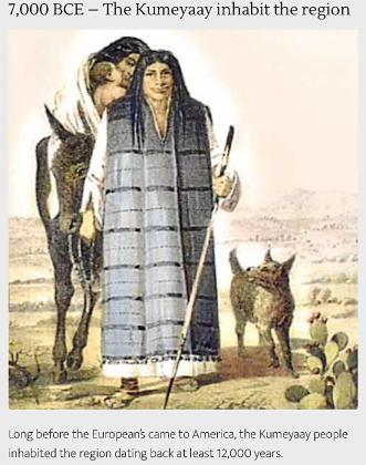 Indios kumeyaay protagonistas de los 250 años de la fundación de San Diego