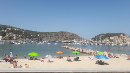 Vista del Port de Sóller.