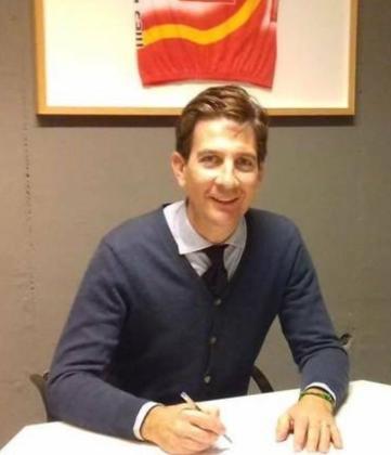El presidente de la Federació de Ciclisme de les Illes Balears (FCIB), Fernando Gilet.