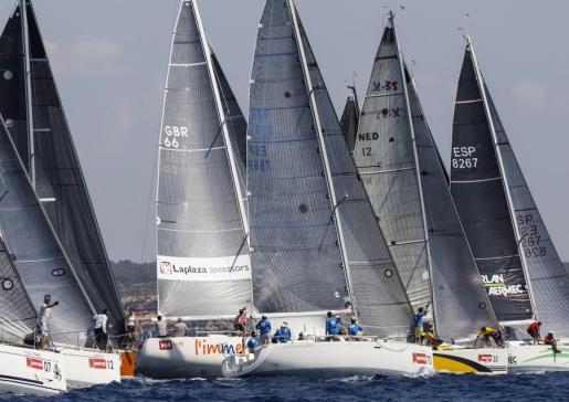 La Copa del Rey Mapfre de Vela se celebra en la bahía de Palma.