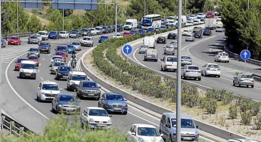 Balears tiene una gran presencia de coche privado, lo que que incrementa el porcentaje de familias que tienen una póliza de vehículos