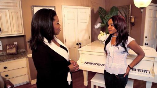 Bobbi Kristina Brown ha concedido una entrevista a Oprah Winfrey.