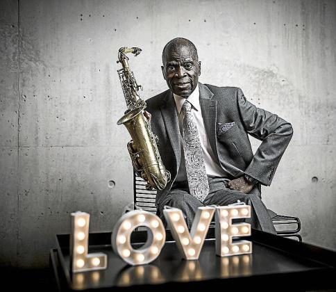 Maceo Parker llega a Mallorca con su nuevo trabajo 'It's all about love'.