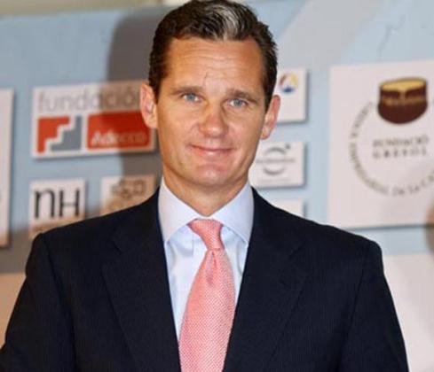 Fotografía de archivo tomada el 20/01/2011 en Madrid, del duque de Palma, Iñaki Urdangarín.