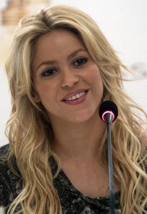 La cantante colombiana Shakira, en una imagen de archivo.