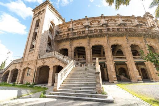 La plaza de toros de Palma acogerá una corrida el 9 de agosto.