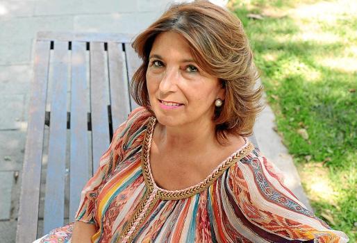 Montse Lezaun agradece el cariño recibido por parte de la sociedad mallorquina.