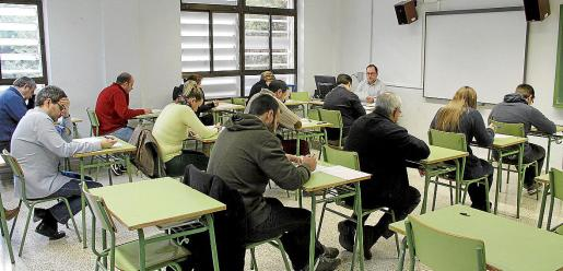 Imagen de archivo de una prueba para obtener uno de los certificados oficiales de catalán.