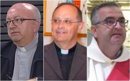 Antoni Burguera, Marià Gastalver y Toni Moreno, gestionarán el monasterio de LLuc.