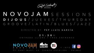 Nacen las 'NovoJam Sessions' en el Novo Café Lisboa