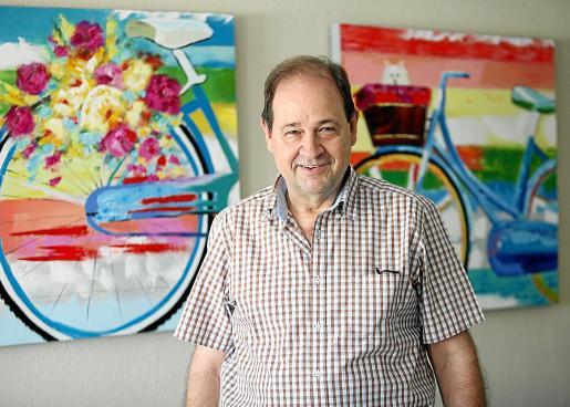 José Antonio Roselló, vicepresidente de la CAEB.