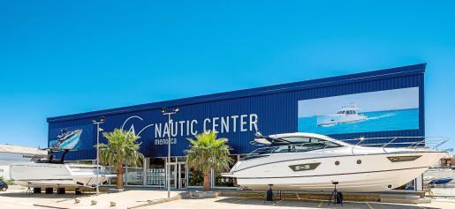 Vista exterior de su sede principal en el polígono industrial de Maó, donde concentran algunos de sus servicios