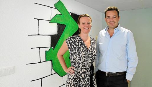 Elodie Leunen y Alex Gibert fundaron Fastpayhotels en noviembre de 2015.