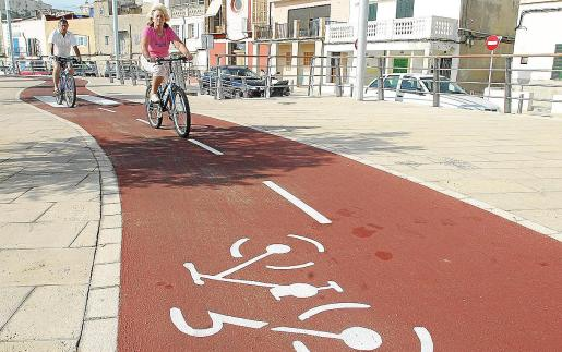 El anteproyecto de ley de movilidad sostenible hace una apuesta por las bicis y los peatones.