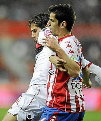 Imagen de Pedro Orfila, durante un partido.