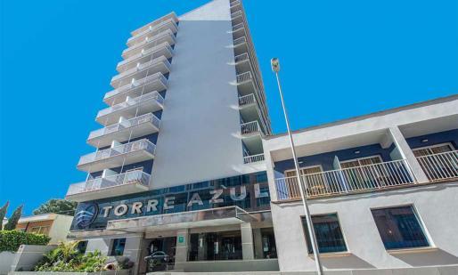 Imagen del hotel Torre Azul de Playa de Palma.