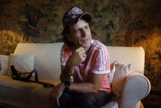 El cantante y compositor argentino Coti.