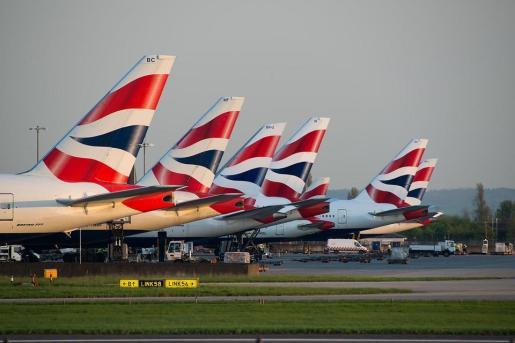 Varias cancelaciones de British Airways con Mallorca por un fallo en el sistema de facturación.