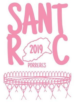 Festes de Sant Roc 2019 en Porreres.