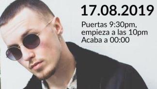 Ackey ofrecerá un concierto en La Movida junto a la artista invitada Jordan Boyd