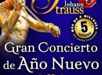 Gran Concierto de Año Nuevo'