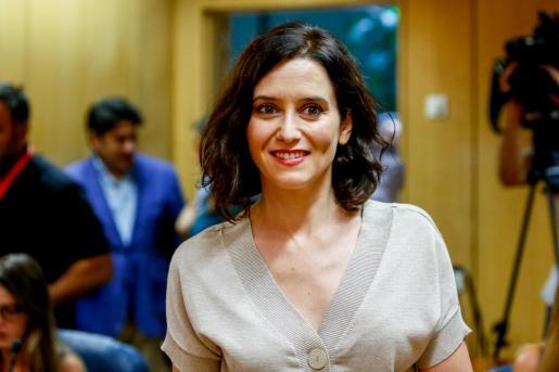 El informático de Eico Adrián de Pedro señaló a Isabel Díaz Ayuso como su contacto en el PP.